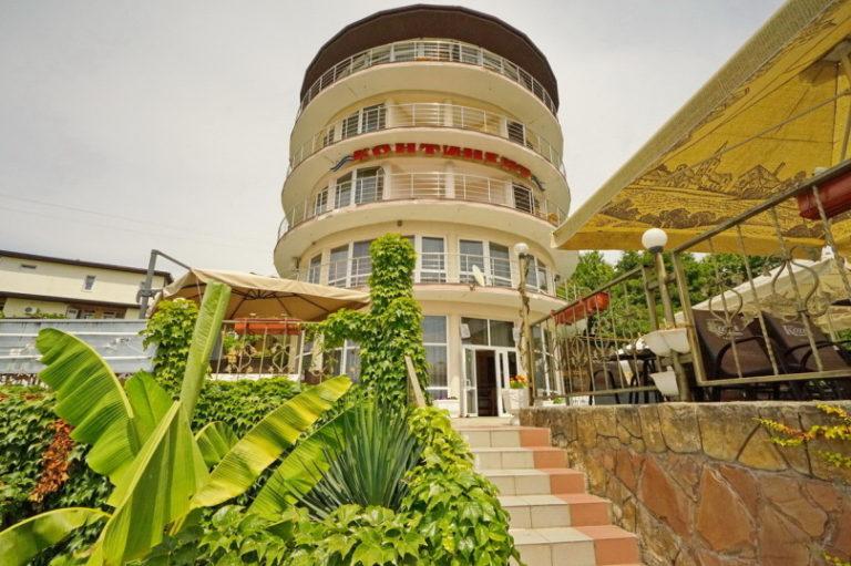 Гостиница Континент